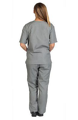 Medical Scrub Set NATURAL UNIFORMS Men Unisex Pants