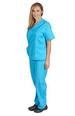 Medical NATURAL Men Unisex Pants Hospital