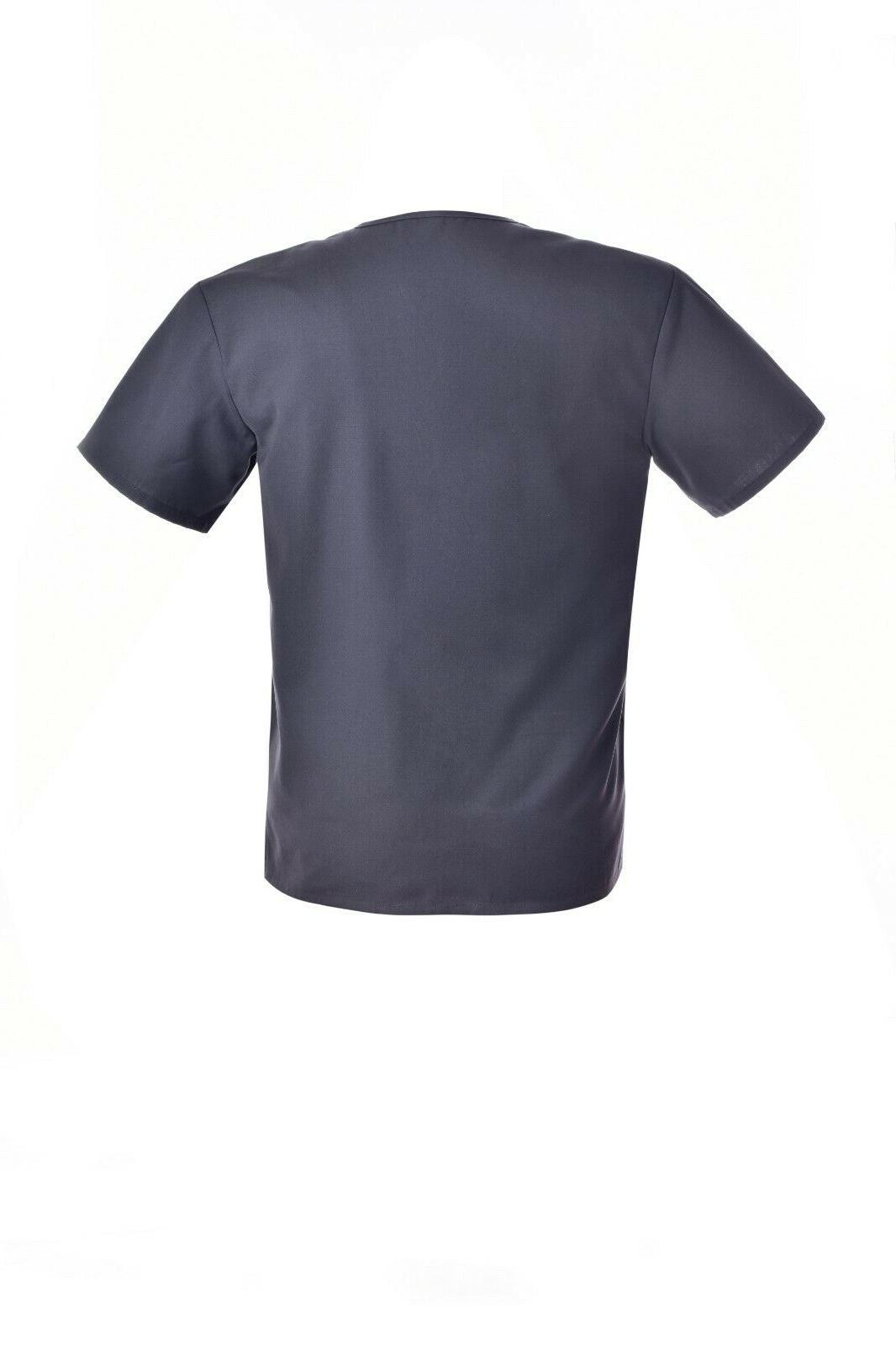 Unisex V-Neck Pant Men Women Medical Uniform