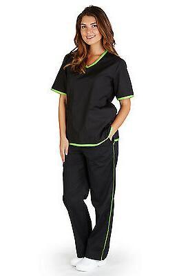 Medical Nursing UNIFORMS Trim XS M XL 3XL