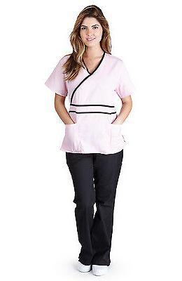 Medical Nursing NATURAL UNIFORMS Sets Size 3XL