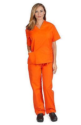 Medical Scrub Women Natural Nursing Pants