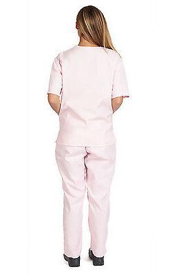 Medical Scrub Unisex Men Women Nursing Pants
