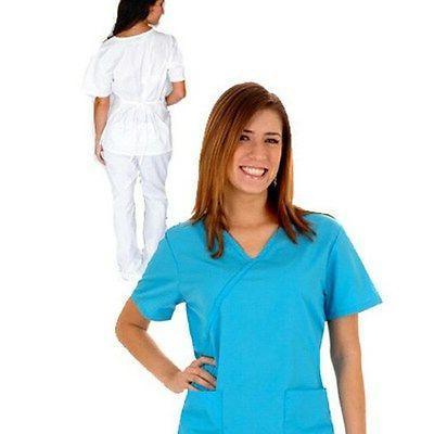 Medical Sets NATURAL UNIFORMS S M L 2XL Wrap