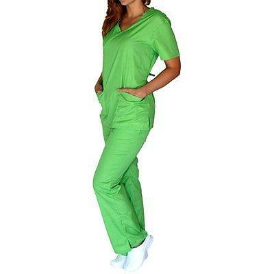 Medical Women NATURAL UNIFORMS Size XS S 2XL