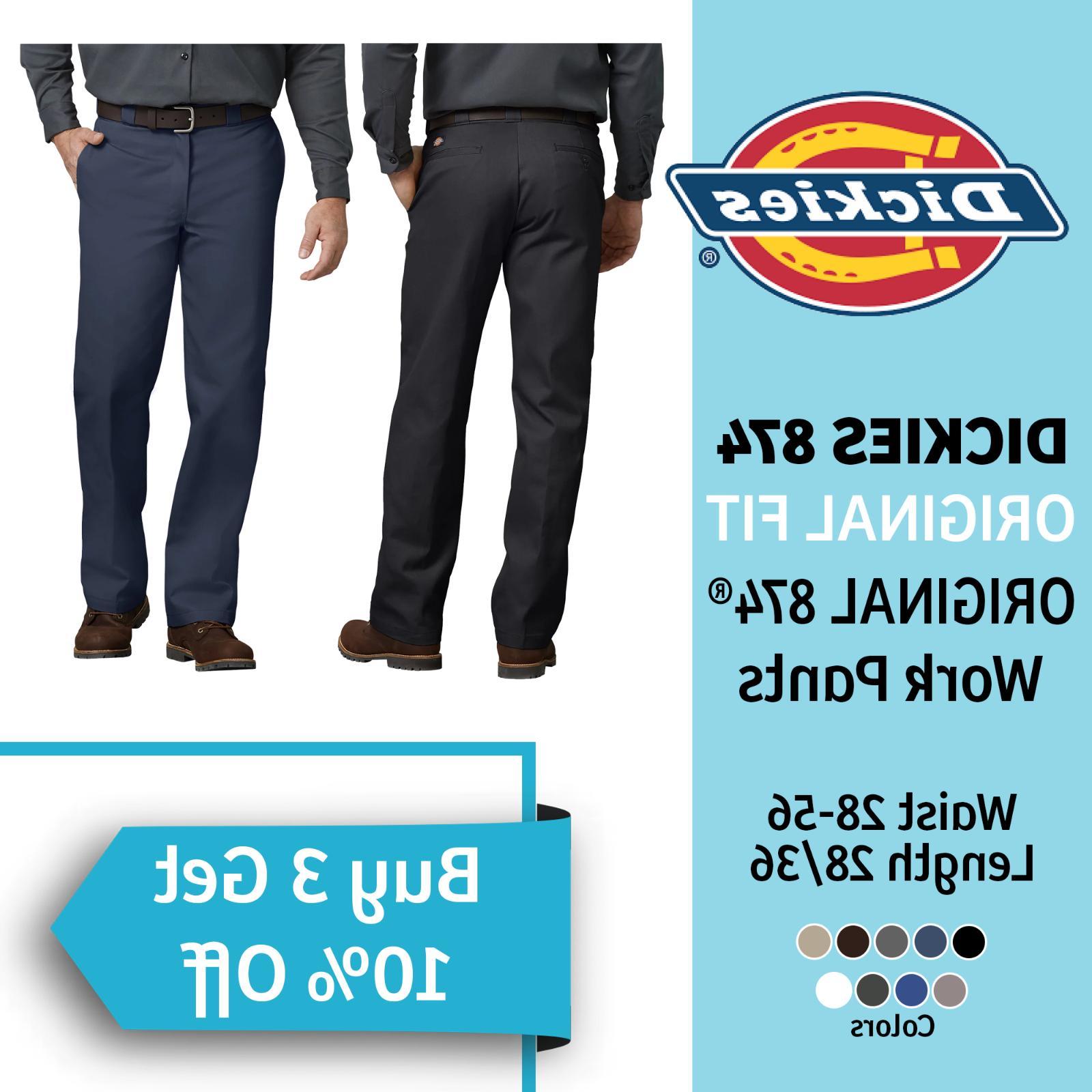 men s 874 original fit work pants