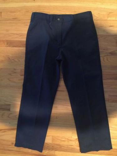 men s blended twill work chino pant