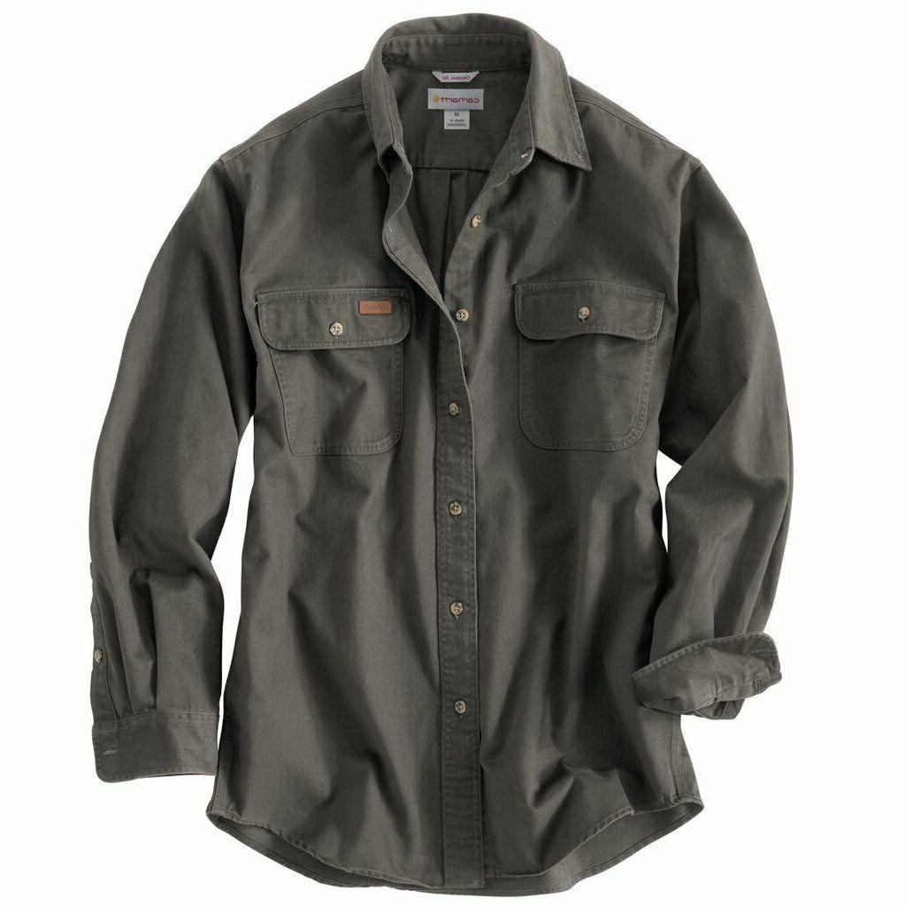 Carhartt Oakman Shirt Twill - Choose
