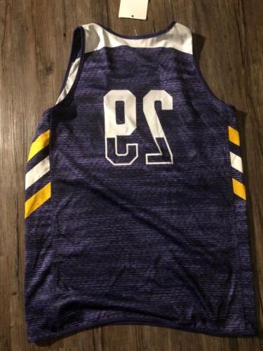 Adidas ECU Pirates Basketball Jersey