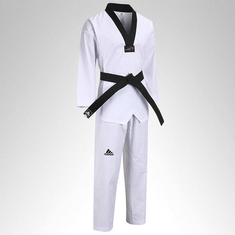 New Adidas Champ Official Original Taekwondo Dobok Uniform G
