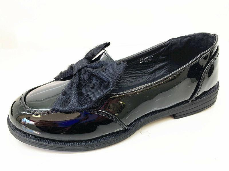 New Girls Black Shoes Kids MARY SIZE