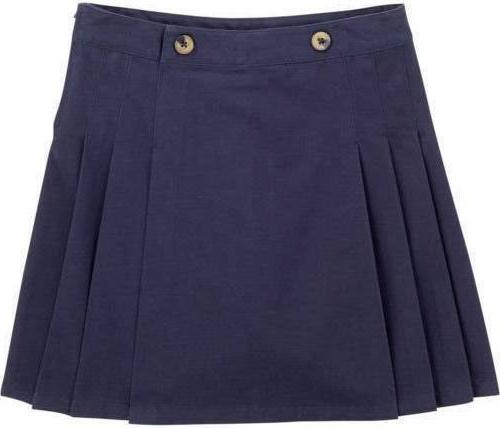 NEW! French Skirt Skort Uniform Adjustable