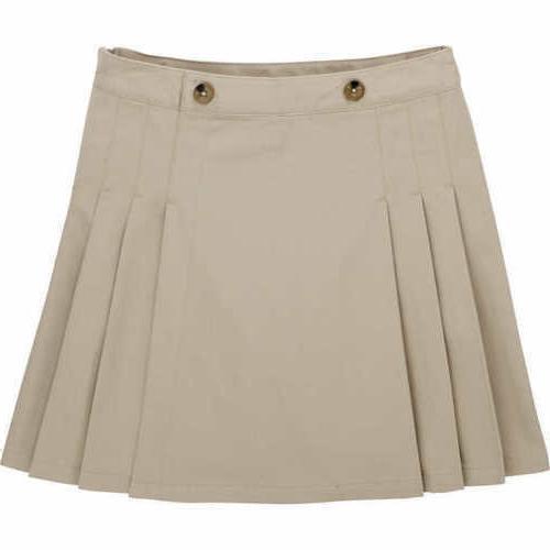 new girls skirt skort scooter school uniform