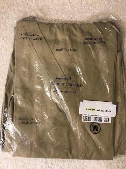 NEW Nursing Top Pants Medium