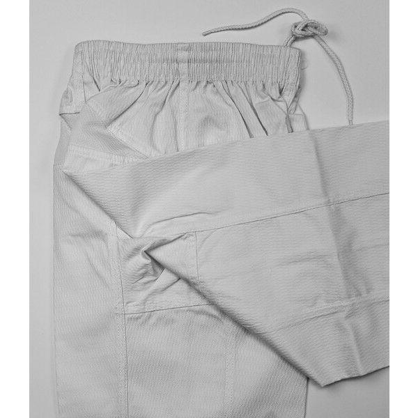 New adidas Taekwondo Uniform ADICHAMP Set w/ V-Neck