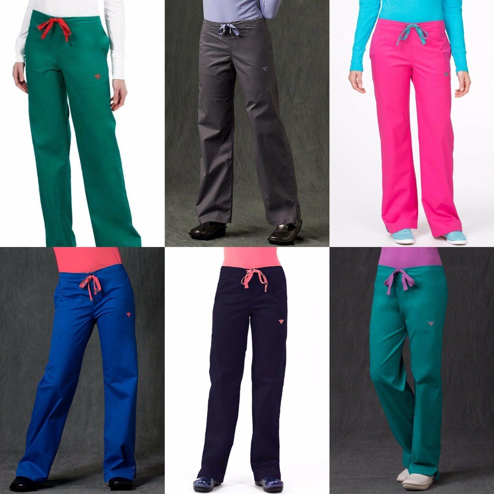 new women nursing uniform signature scrub pants