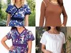 NEW KOI WOMEN'S DESIGNER NURSING UNIFORMS RYLEE ZOE SCRUB TO