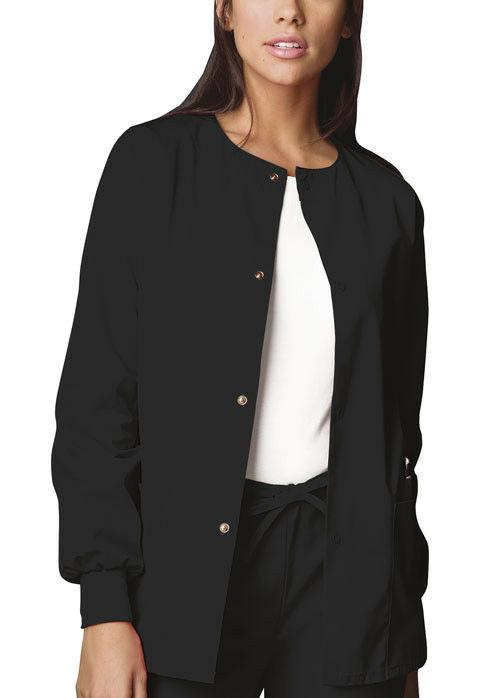 Cherokee Snap-Front Jacket **FREE