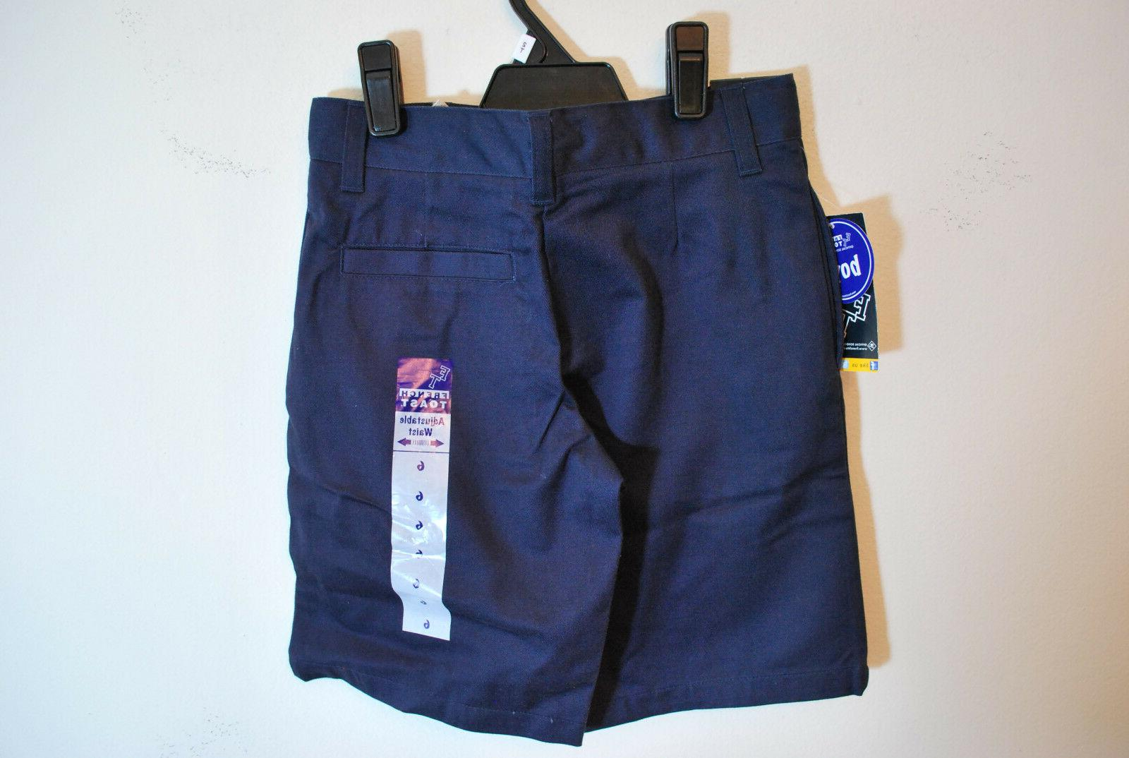 NWT French Back Classic Navy VARIETY