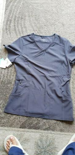 NWT Cherokee Medical Infinity Uniform Women Scrub Top Size M