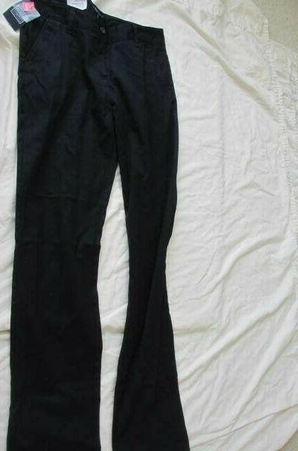 NWT Austin Clothing Co. uniform pants... Junior