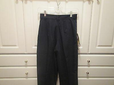 Barco NWT Pants Navy 2 Pleated