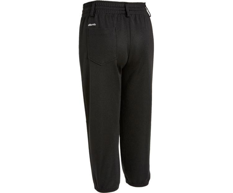 NWT Youth Stripe T-Ball Black Pants