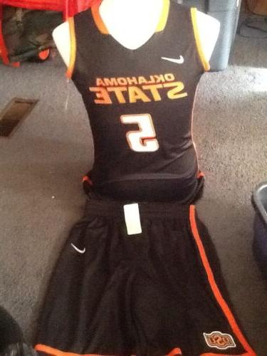 nike oklahoma state cowboys womens basketball uniform