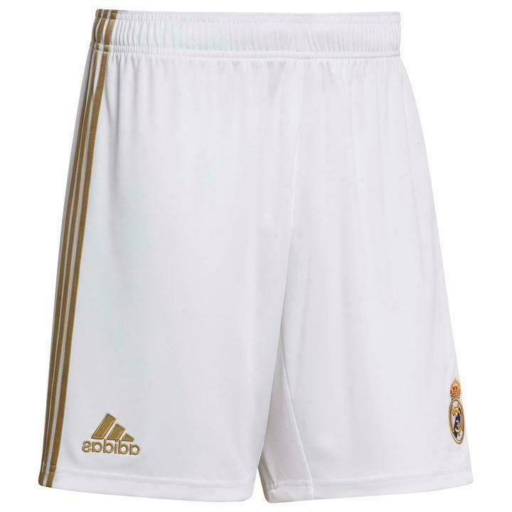 Adidas Real Madrid Set Uniform Home Kit