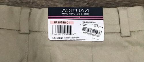 Nautica Pants Size Adjustable NWT $36