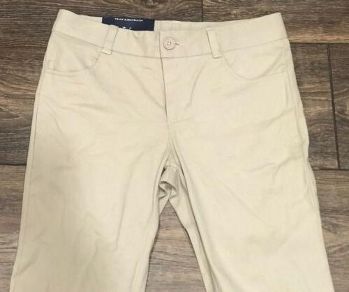 Nautica Pants Size 10 Adjustable Waist NWT