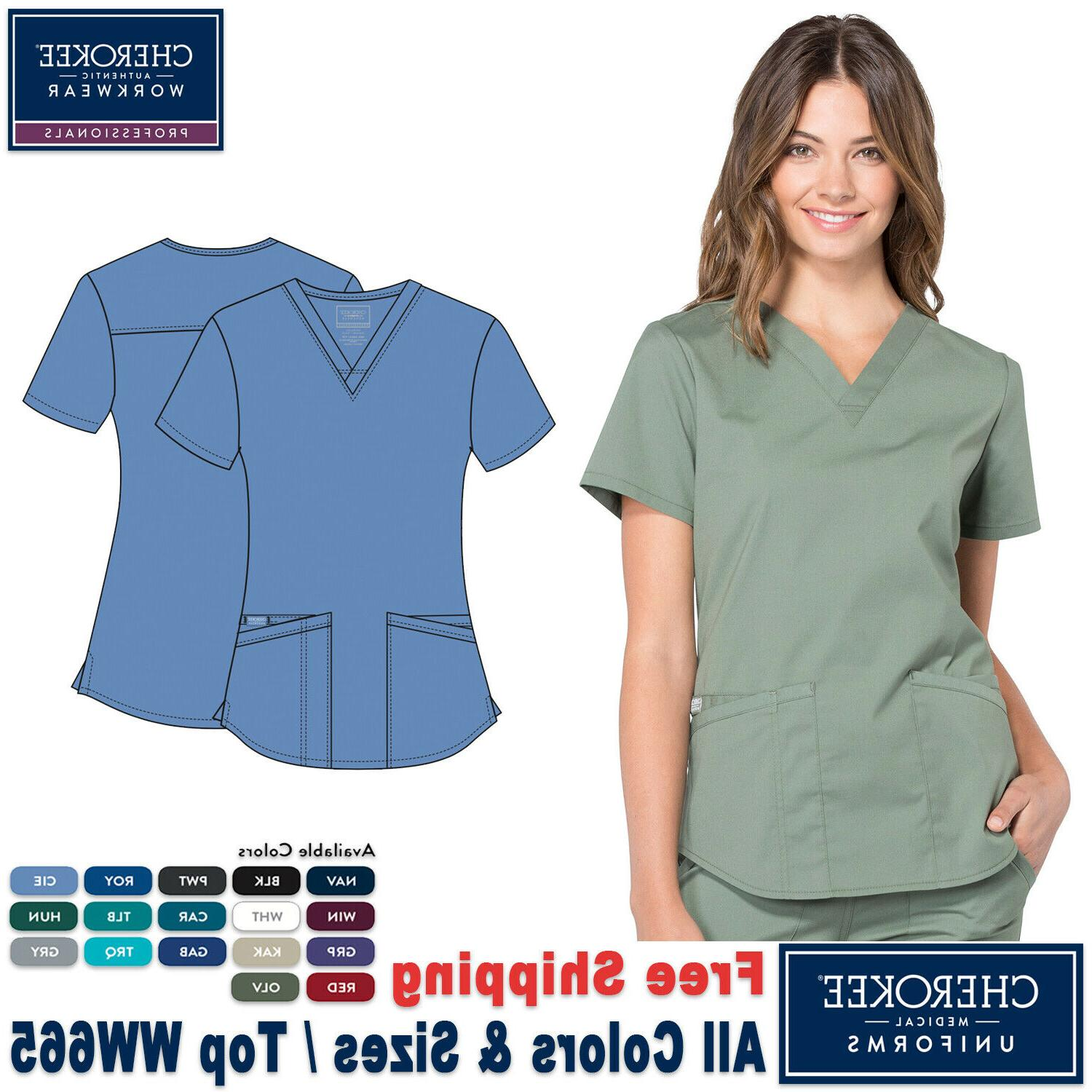 Cherokee Scrub New Professional Women's Medical Scrub Unifor