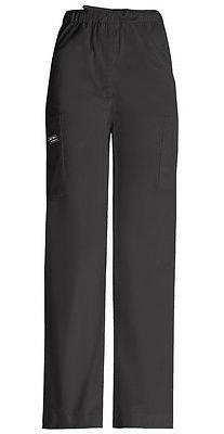 Scrubs Cherokee Workwear Men's Drawstring Cargo Pant 4243 BL