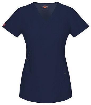 scrubs short sleeve top 85956 nvyz d