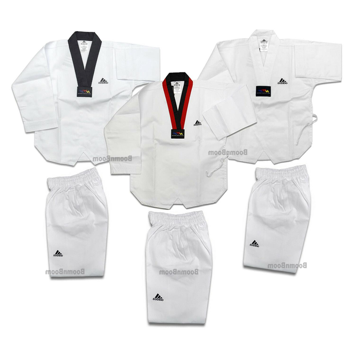 taekwondo uniform adi star taekwondo dobok set