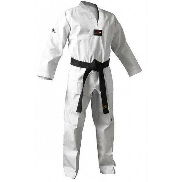 adidas Taekwondo Uniform adidas CHAMPION 2 TKD Dobok Set-Whi