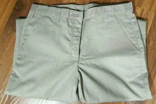 Carhartt Twill Work Mens Pants 36x32 Relaxed Uniform NEW