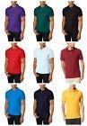 Lee Uniforms Men's Modern Fit Short Sleeve Polo Shirt T-shir