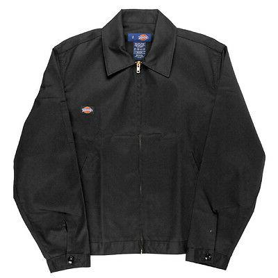 Dickies UNLINED Eisenhower Jacket Men's Zip Up Working Unifo