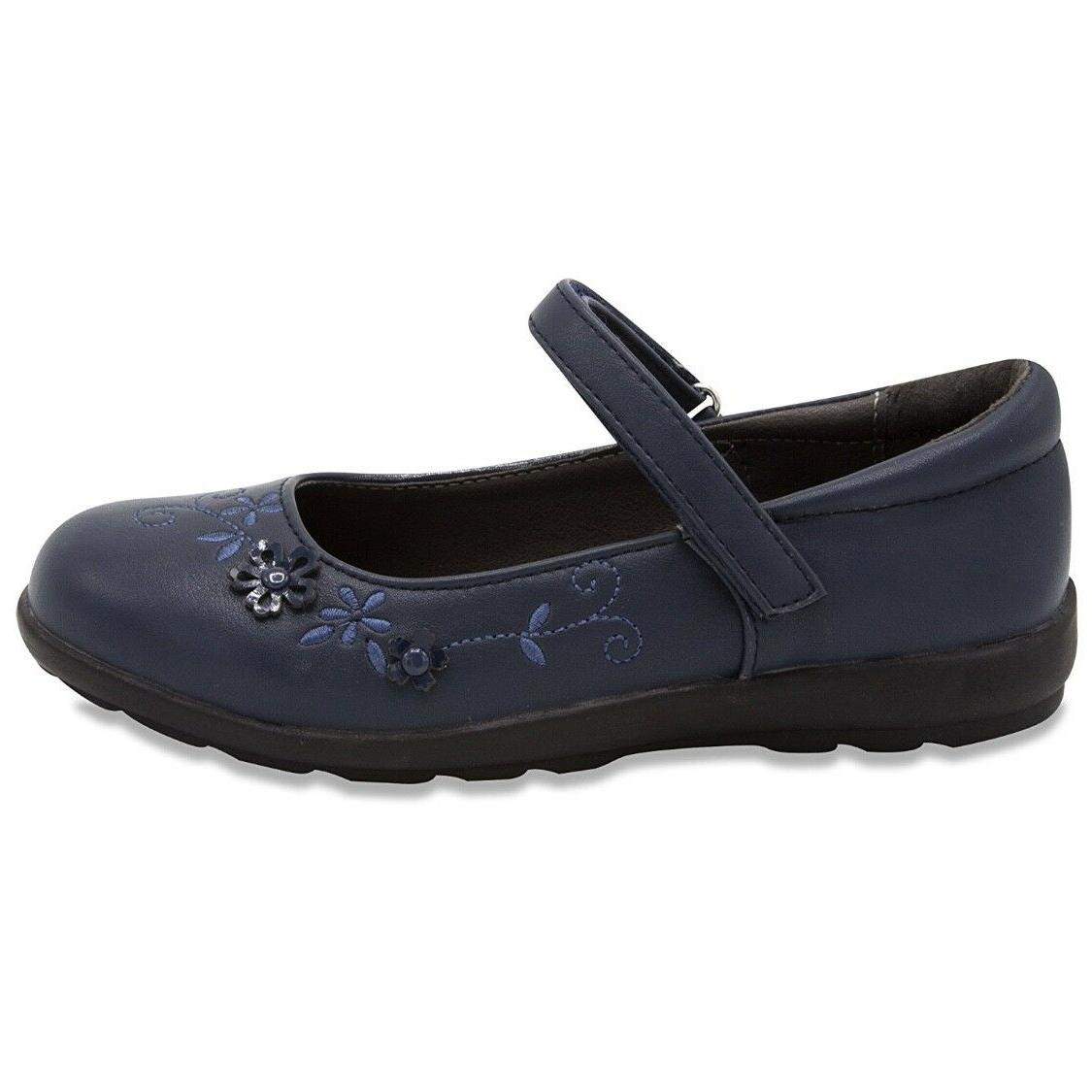 US Size Girl Flat Mary Oxford School