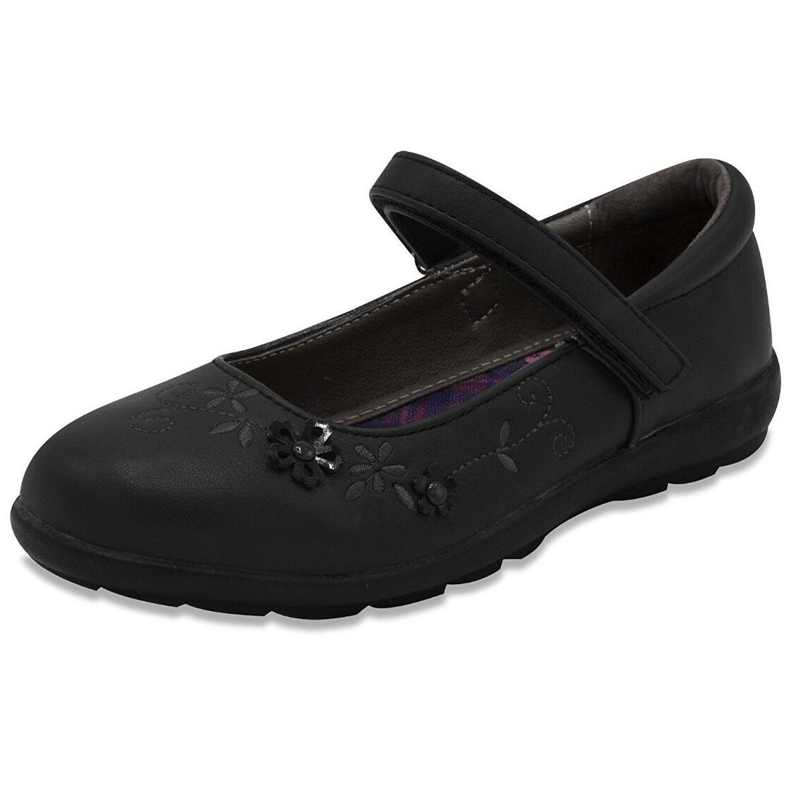 us shoe size girl flat mary jane