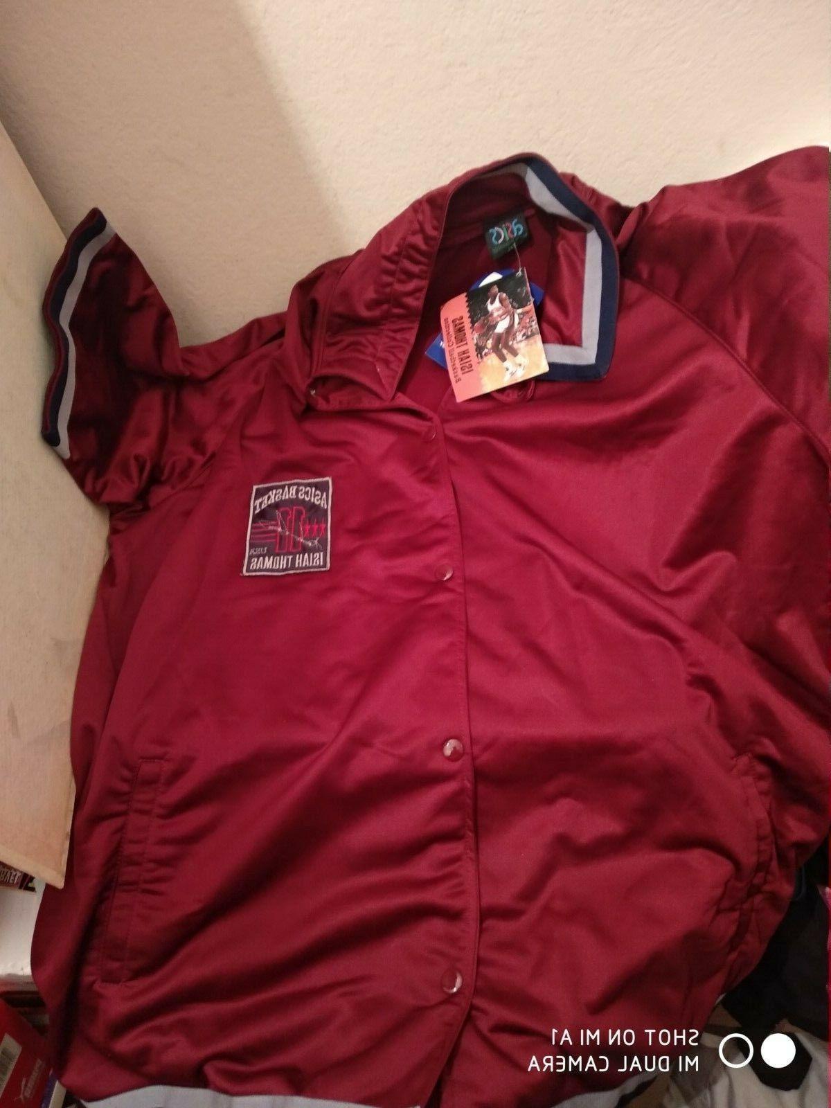 Vintage asics uniform Thomas extra rare!!!