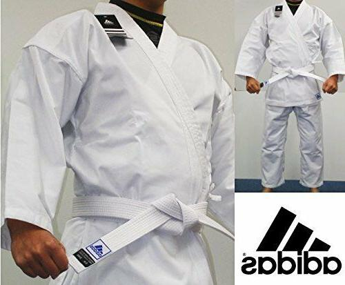 wkf approved 8oz student karate uniform gi