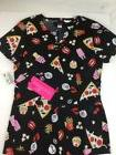 Women's KOI lite Nurse Scrub Top Stretch Penelope Size XXS B