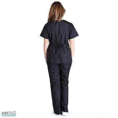 Women's Wrap Hospital Clinic Set Pants