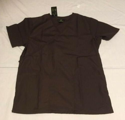 Natural Uniforms Women's Wrap Scrub uniform Top Pants