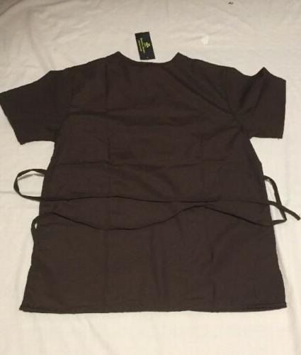 Natural Women's Mock Wrap uniform & Pants