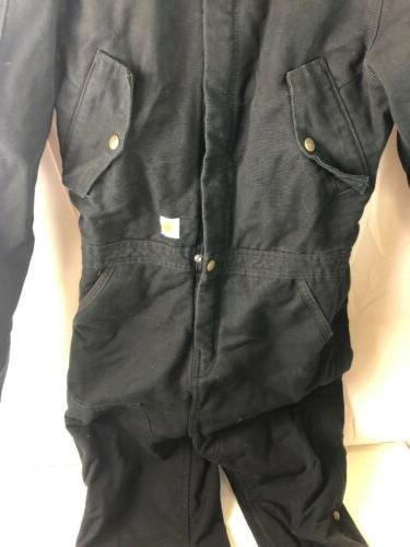Carhartt Size Wildwood Coverall, Small