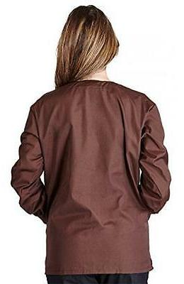Natural Uniforms Women's Warm Up Jacket