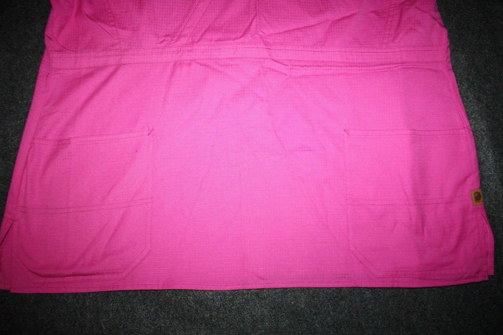 Carhartt Womens Medical Set Ripstop 2 Pink Plus Size